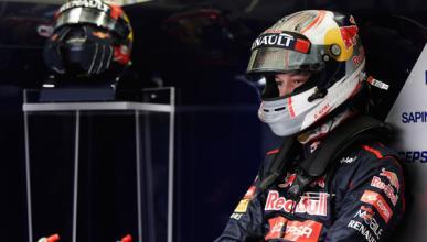 "Entrevista a Kvyat: ""Schumacher fue mi ídolo"""
