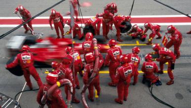 Los equipos se oponen a la vuelta de los repostajes a la F1