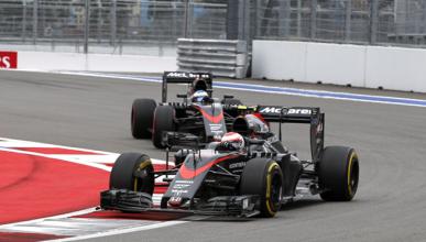 """Eric Boullier: """"el McLaren de 2016 ya es más rápido"""""""