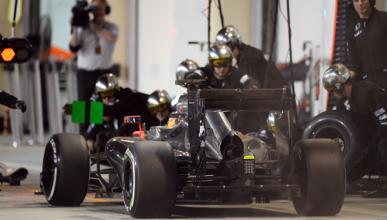 El error de McLaren que casi le cuesta caro a Alonso