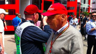 ¿Es Niki Lauda el futuro sustituto de Ecclestone?
