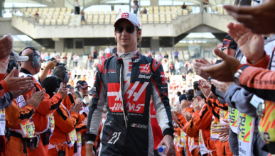 Esteban Gutiérrez, de la F1 a la Fórmula E