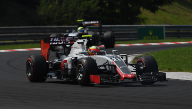 Esteban Gutiérrez pide respeto a Lewis Hamilton
