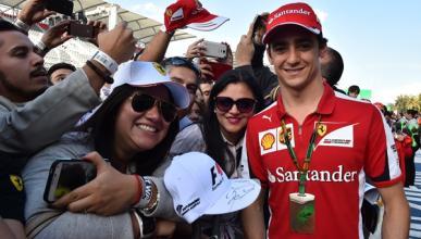 Esteban Gutiérrez será piloto de Haas F1 en 2016