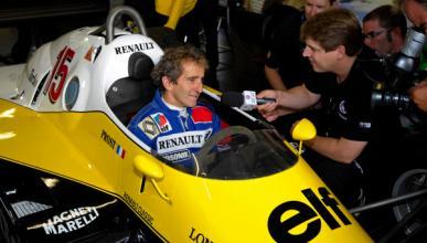 El expiloto de F1 Alain Prost, nuevo embajador de Renault