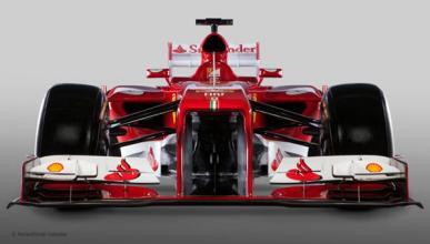 La exposición de Alonso recibe los Ferrari de 2012 y 2013