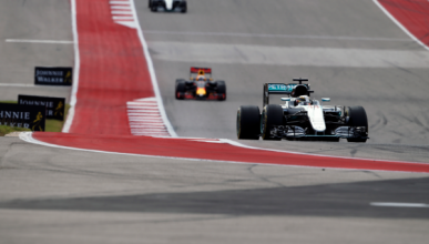 F1. Carrera GP EEUU F1 2016: Hamilton recorta distancias