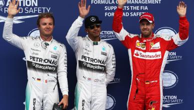 F1. Clasificación GP Austria 2015: Hamilton saldrá primero