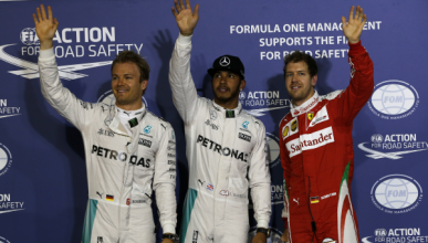 F1. Clasificación GP Bahréin F1 2016: Hamilton, imparable