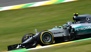 F1. Clasificación GP Brasil: Nico Rosberg, sin rival