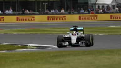 F1. Clasificación GP Gran Bretaña: Hamilton estratosférico