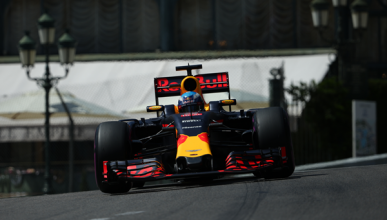 F1. Clasificación GP Mónaco 2016: Ricciardo sorprende