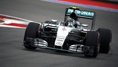 F1. Clasificación GP Rusia 2015: Rosberg bate a Hamilton