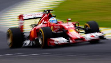 F1 en directo: carrera del GP Brasil 2014 (17.00h)