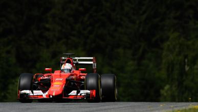 F1 en directo. Clasificación del GP Austria 2015 (14:00H)