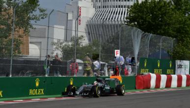 F1 en directo. Clasificación del GP Canadá 2015 (19:00h)