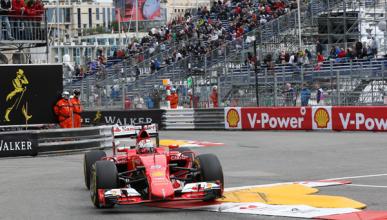 F1 en directo. Clasificación del GP de Mónaco 2015 (14:00h)
