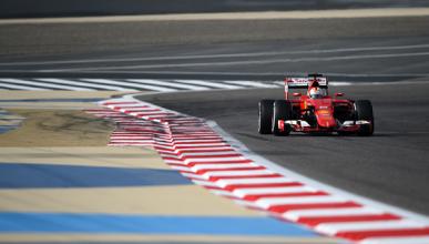 F1 en directo. Sigue la carrera del GP de Bahréin (17:00)