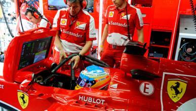 F1 en directo: sigue la clasificación del GP de Bahréin F1