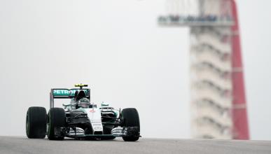 F1 en directo. Sigue la clasificación del GP EEUU 2015