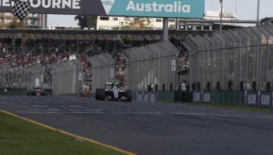 F1. GP Australia 2016: Rosberg gana la primera