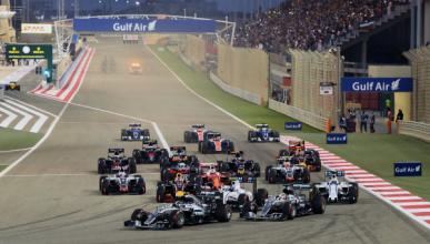 F1. GP Bahréin 2016: Rosberg sube a lo más alto en Sakhir