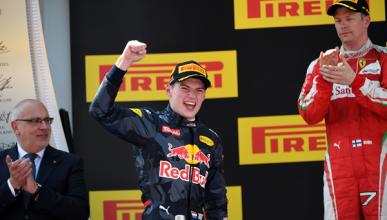 F1. GP España F1 2016: Verstappen gana y hace historia