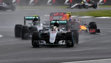 F1. GP Gran Bretaña 2016: Hamilton gana en casa
