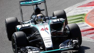 F1. GP Italia 2015: Hamilton no falla y logra la pole