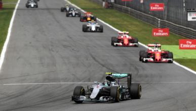 F1. GP Italia 2016: Rosberg contraataca y va a por Hamilton