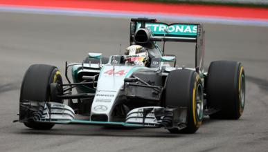 F1. GP Rusia 2015: Hamilton vence sin rival