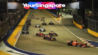 F1. GP Singapur 2015: Vettel vence, Alonso abandona