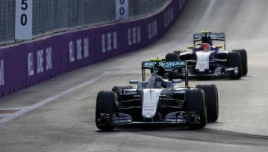F1. Gran Premio Europa 2016: Rosberg vuelve a la victoria