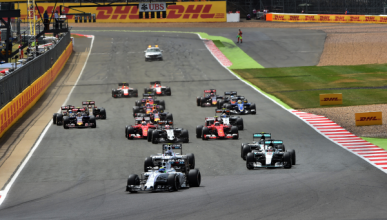 F1. Horarios GP Gran Bretaña 2016
