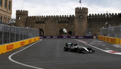 F1. Libres 1 GP Europa 2016: debut en pista