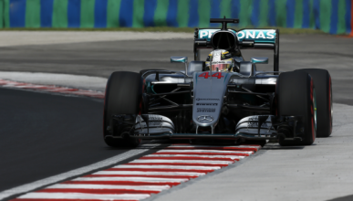 F1. Libres 1 GP Hungría 2016: Hamilton, al mando