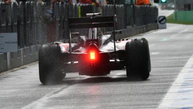 Resultado de imagen de Lluvia en el GP AUSTRALIA DE f1