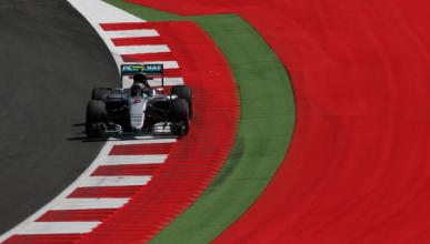 F1. Libres 2 GP Austria 2016: llega la lluvia