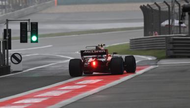 F1. Libres 2 GP China 2017: la niebla impide salir a pista