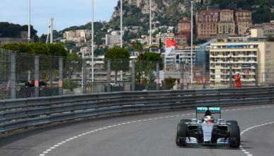 F1. Libres 2 GP Mónaco 2015: Hamilton lidera con lluvia