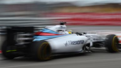F1. Libres 2 GP Rusia 2015: Massa manda bajo la lluvia