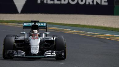 F1. Libres 3 GP Australia 2016: doblete de Mercedes