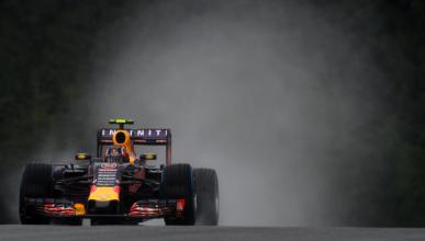 F1. Libres 3 GP Austria 2015: la lluvia anima la jornada