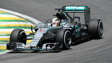 F1. Libres 3 GP Brasil 2015: Mercedes imbatibles