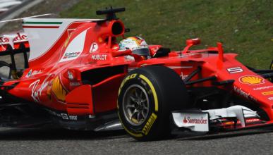 F1. Libres 3 GP China: Ferrari lidera una intensa sesión