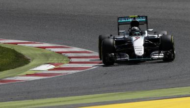 F1. Libres 3 GP España 2016: Mercedes no da tregua
