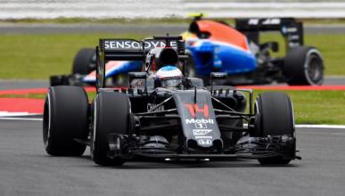 F1. Libres 3 GP Gran Bretaña 2016:  Alonso, séptimo