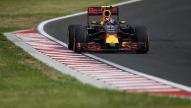 F1. Libres 3 GP Hungría 2016: Red Bull aprieta
