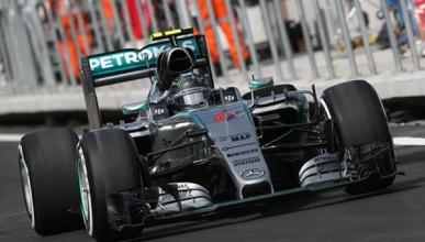 F1. Libres 3 GP México: Mercedes vuelve a la cabeza