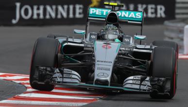 F1.Carrera del GP Mónaco 2015: Victoria sorpresa de Rosberg